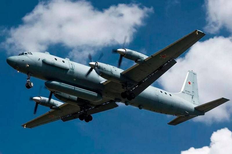 Southern Military District has been replenished with a modernized Il-20M reconnaissance aircraft