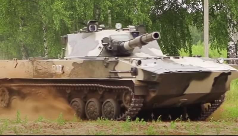 俄罗斯Sprut-SDM1在波兰受到高度赞赏