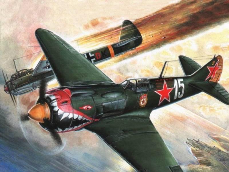 Авиационная составляющая Курской битвы