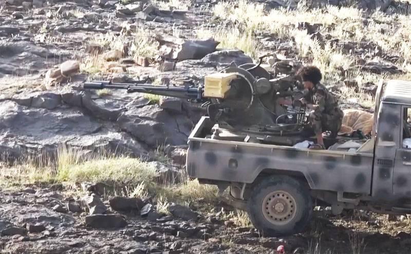 所展示的关于马里布地区也门侯希斯袭击事件的视频展示了该集团的战术
