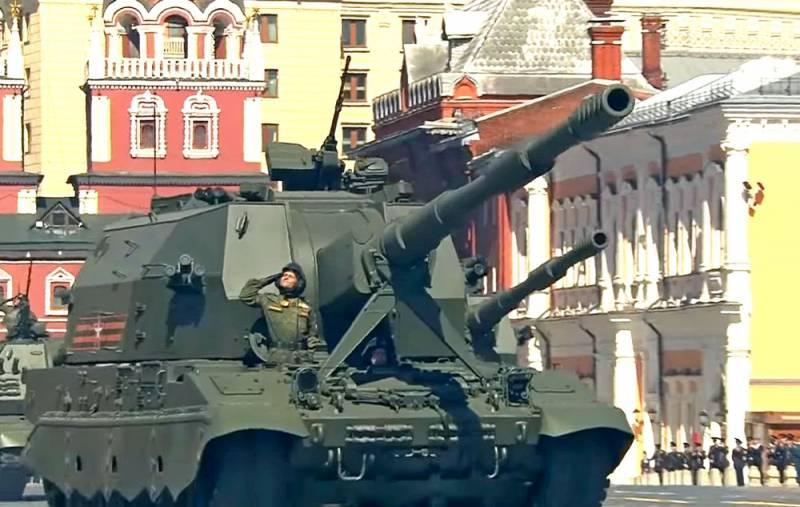 Наступить на немецкие «грабли»: наземные пушки