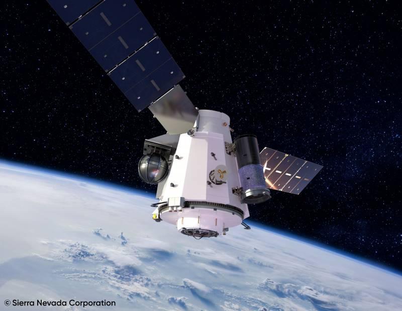 Пентагон и UOO: необитаемый орбитальный форпост на низкой орбите