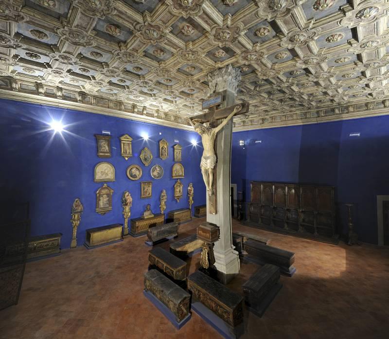 Доспехи и оружие музея Бардини во Флоренции
