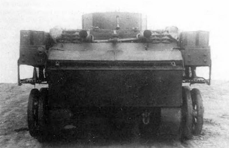 Химический танк ХБТ-7