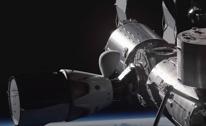 La NASA ha nominato i tempi del ritorno della nave Crew Dragon sulla Terra