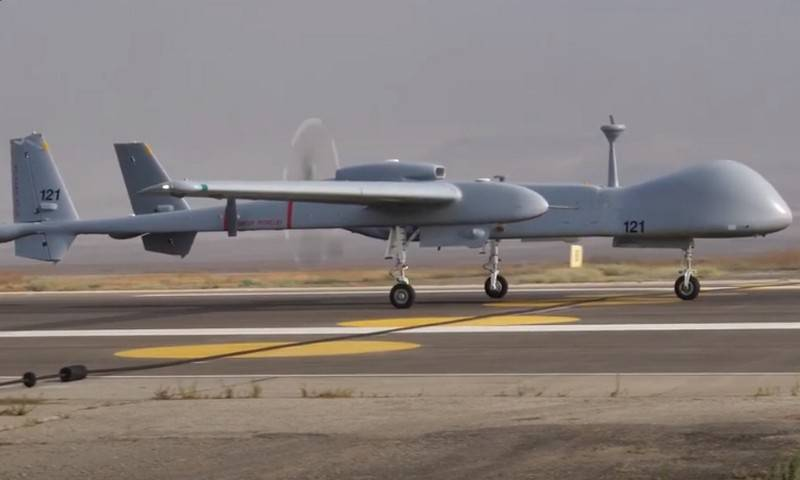 In Israel began flight tests of UAV Heron TP for the German Air Force