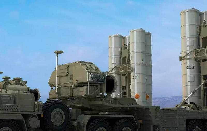 """The new air defense system will allow Russia to create a perfect air defense system"": China appreciated the S-500"