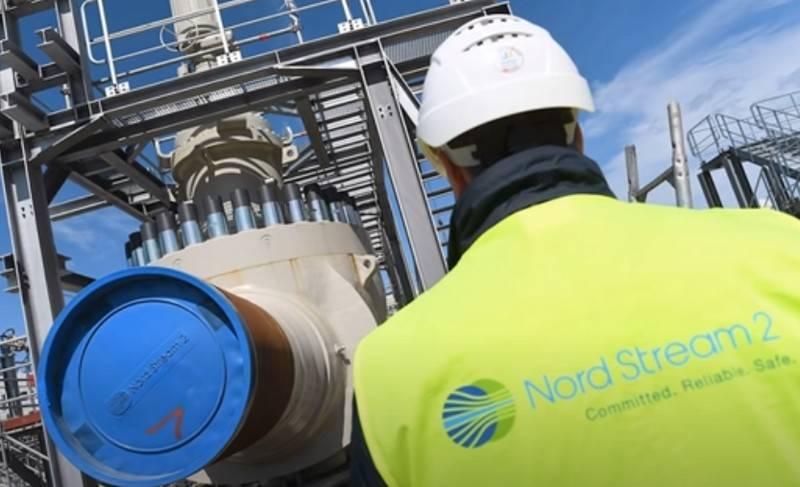 Polen verhängte gegen Gazprom eine Geldstrafe wegen Nord Stream 2