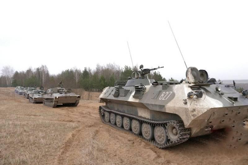 국방 블로그 : 벨로루시, 러시아 국경으로 군대를 끌어