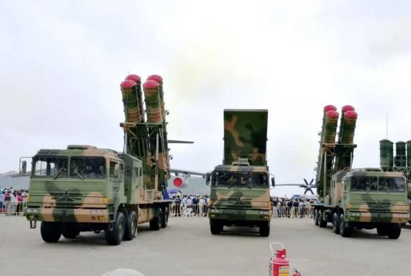 Вместо ЗРС С-400 Сербия закупила китайские ЗРК FK-3