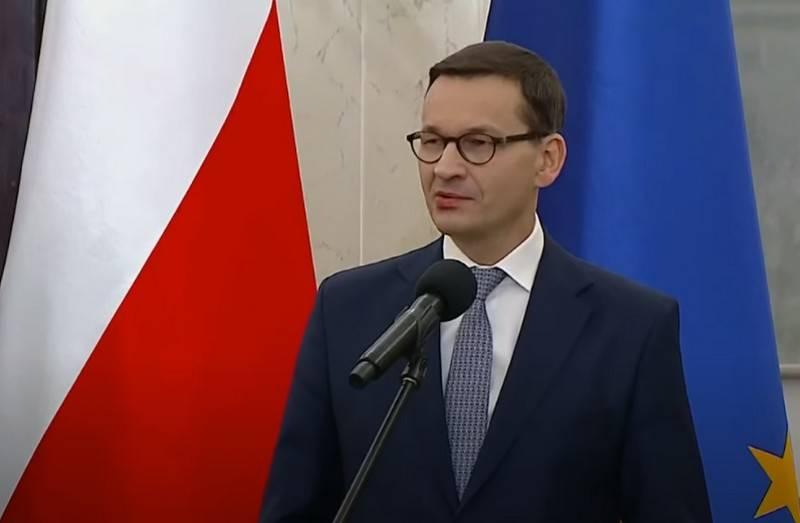 波兰总理告诉波兰人不喜欢俄罗斯