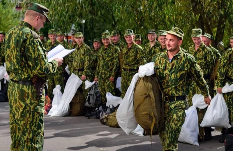Dringende 25-Tage-Sammlung von Lagerräumen in Weißrussland angekündigt