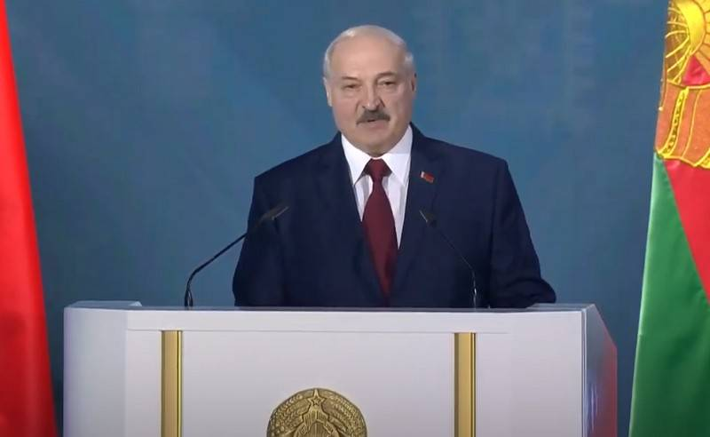 The Belarusian people exhausted limits on revolutions in the last century: Lukashenka made an appeal
