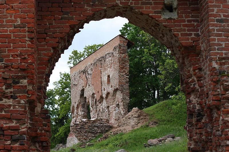 La mort de l'armée livonienne à la bataille d'Ermes