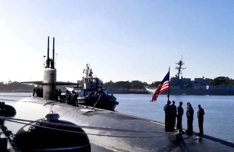 """EUA pretendem """"conter a Rússia"""" com mísseis de cruzeiro lançados pelo mar"""