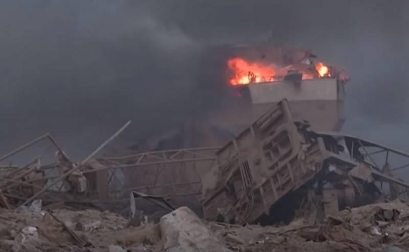 Número de mortos em bombardeio em Beirute aumenta