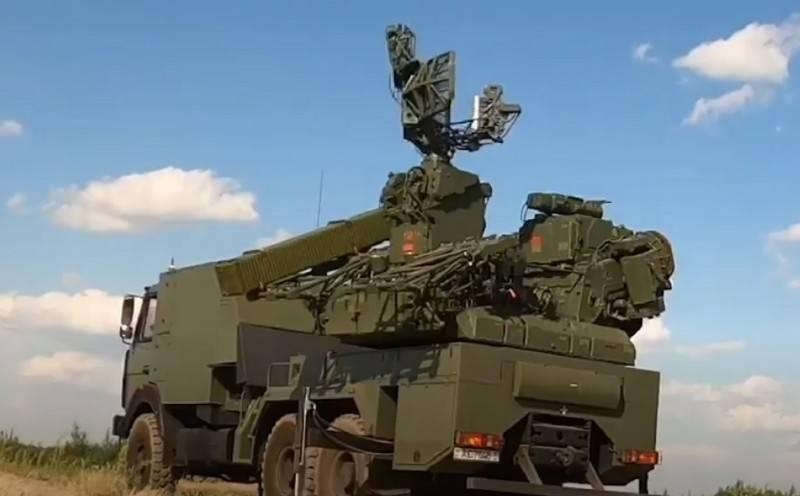 """Vorversuche des modernisierten Luftverteidigungssystems """"Osa"""" wurden in Belarus abgeschlossen"""