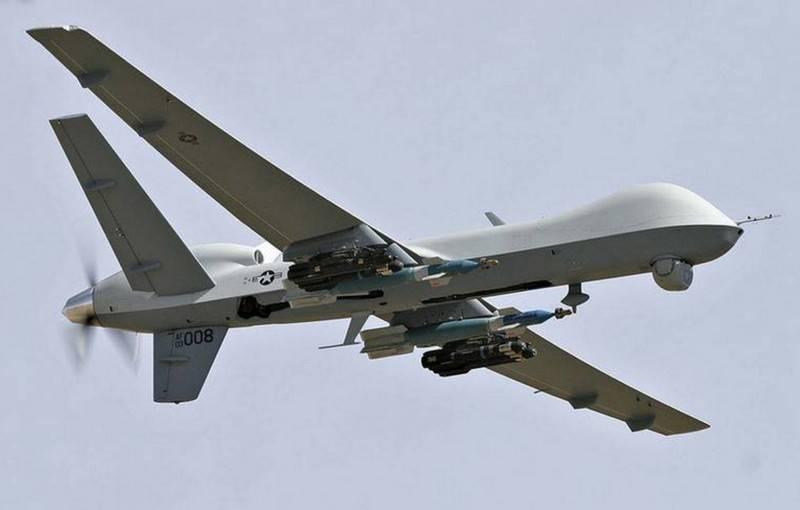EUA fornecerão a Taiwan UAVs multifuncionais SeaGuardian