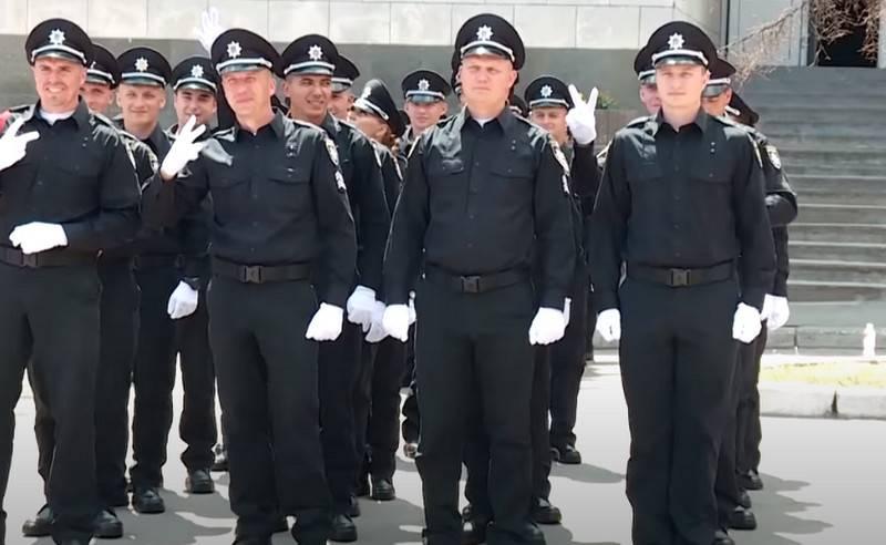 In der Ukraine werden anstelle von Inspektoren der Bezirkspolizei Sheriffs erscheinen