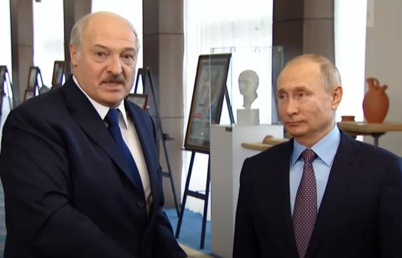 Putin discussed with Lukashenko detention of Russians in Belarus