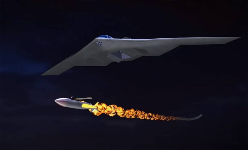US companies tasked to develop an aircraft-based hypersonic missile and electronics for it
