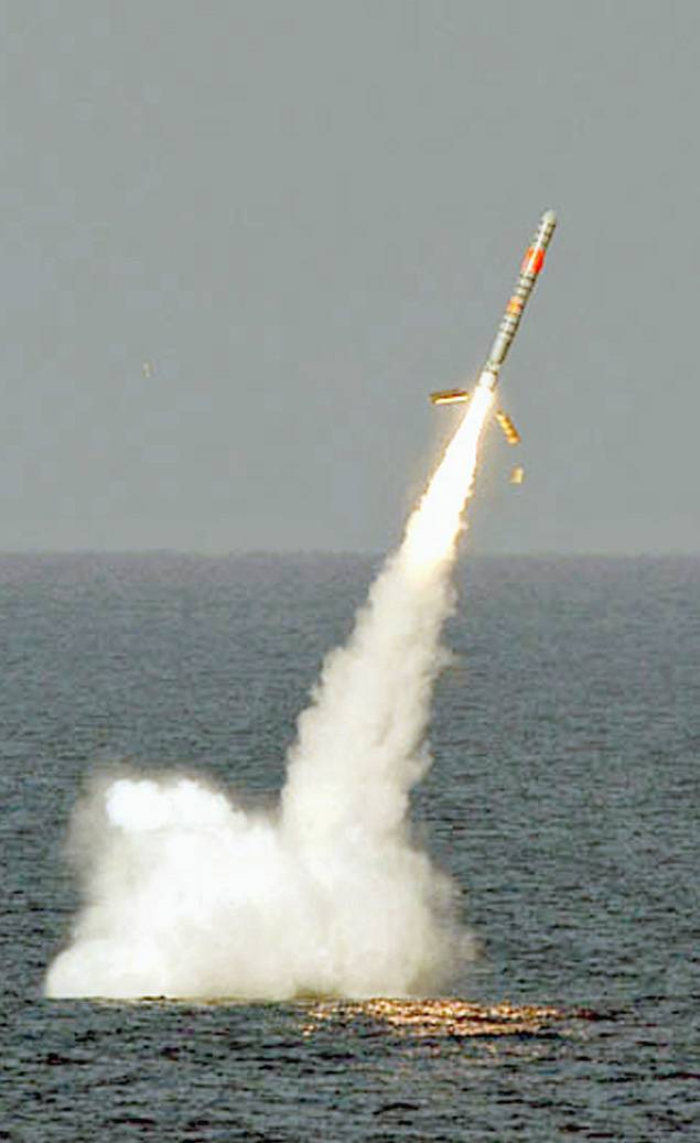 The Pentagon wants a new sea-launched cruise missile