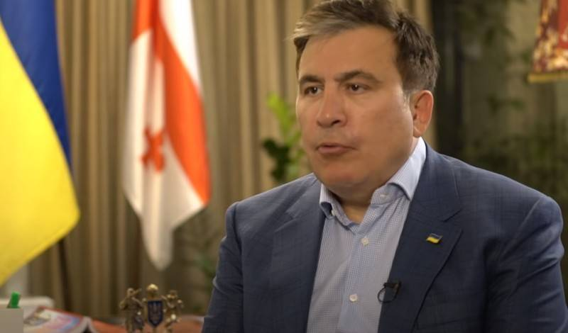 Saakashvili presented his own report on the 2008 war to the ICC