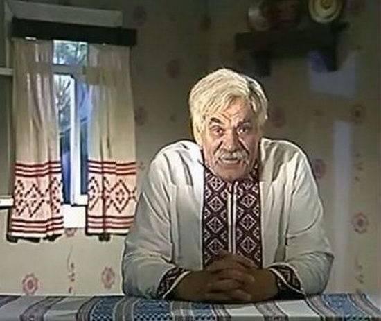 Plan B, ou les contes de grand-père Kravtchouk