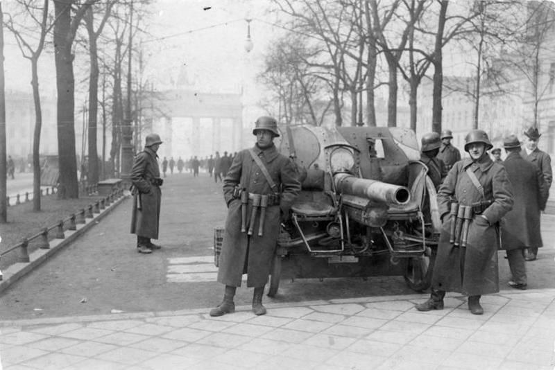 О психологии и жизни военного поколения в СССР и Германии эпохи 1920 годов