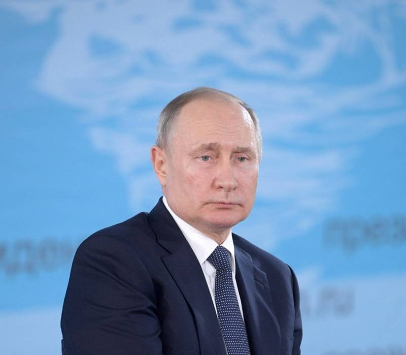Putin sent a congratulatory telegram to Minsk and announced the hope for integration processes