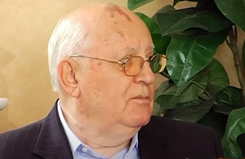 """Autor ruso para la prensa estadounidense: """"Rusia necesita un nuevo Gorbachov"""""""