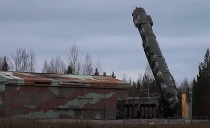 독일 관찰자 : 러시아인과 미국인이 새로운 군비 경쟁에 뛰어 들었습니다