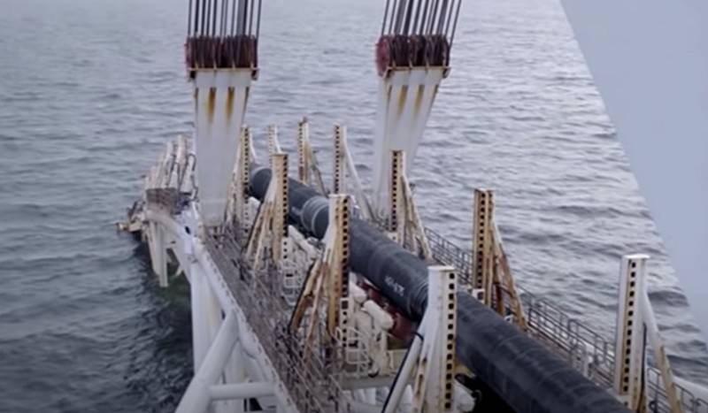 Germany admits that the construction of Nord Stream 2 may be frozen