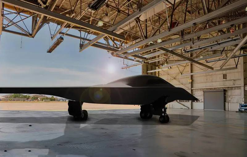 """Begins to look like an airplane"": the US Air Force announced progress in the creation of the B-21 Raider"