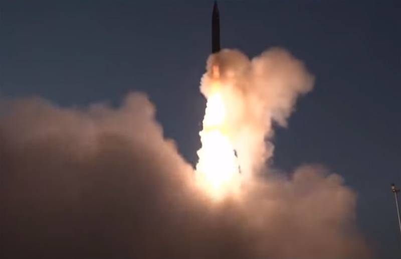 Israel, together with the Americans, tested the Hetz and Hetz-2 missile defense systems