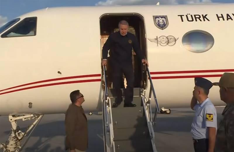 アルモニター:バグダッドのトルコ国防相はイラクから離れるように言われた