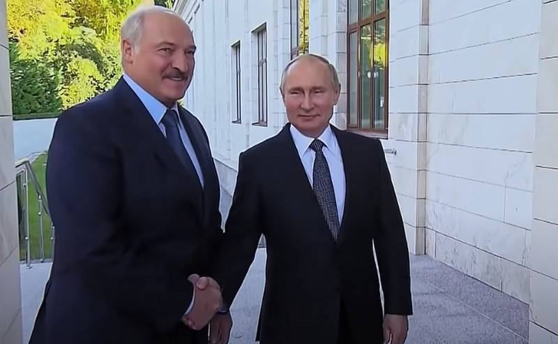 """Putin likes dictators"": the US told why the Russian leader supported Lukashenko"