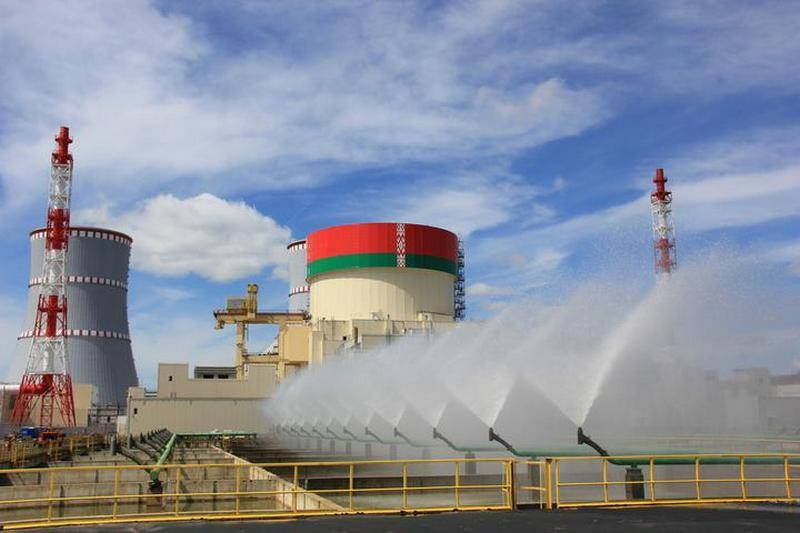Lithuania took advantage of protests to stop the launch of BelNPP