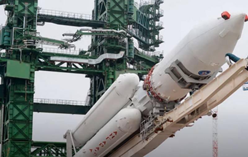 Roskosmos riprende i test del veicolo di lancio Angara-A5