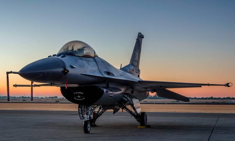 Estados Unidos aprueba la entrega de cazas F-16 por $ 62 mil millones