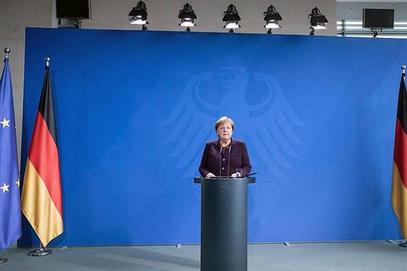 Stampa occidentale: alcuni partner dell'UE hanno avvertito la Merkel di possibili problemi dovuti a Nord Stream 2
