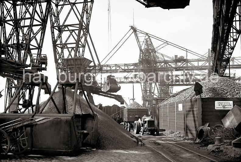 독일 석탄과 레드 배너 발트해 함대