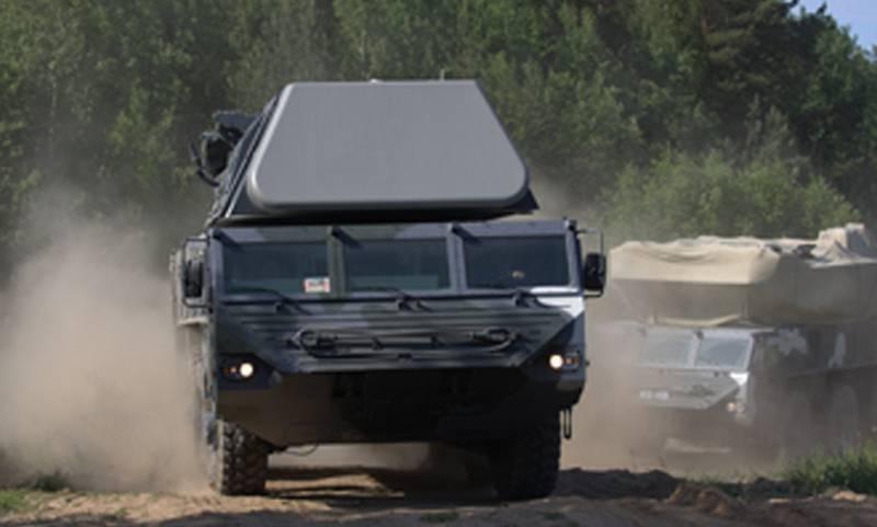 """""""有能力压缩俄罗斯系统"""":美国媒体报道了新的白俄罗斯防空系统"""" Buk-MB3K"""""""