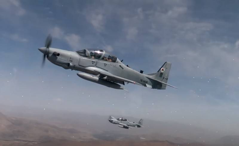 air force APU explained the need for the purchase of attack aircraft Embraer EMB 314 Super Tucano