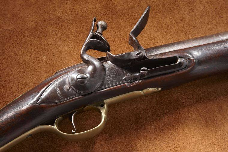 "Murderous ""dark skin"". The most productive flintlock rifle in the history of war"
