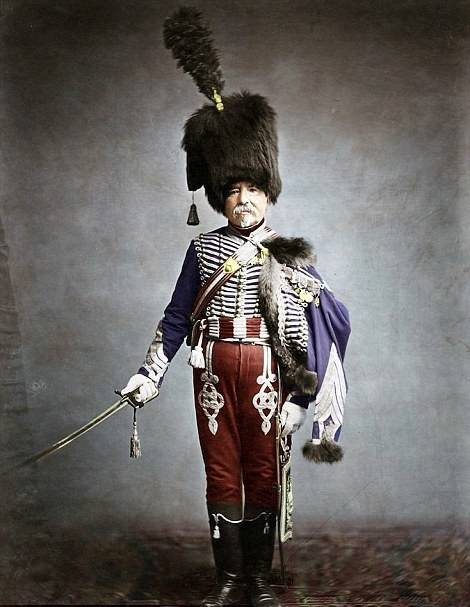 Hussars of different countries