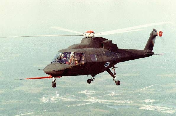 Opening the curtain of secrecy: stealth helicopters in the service of the United States