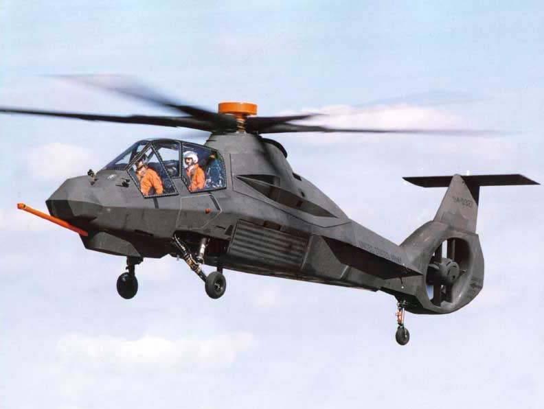 Приоткрывая занавес тайны: стелс-вертолеты на службе США