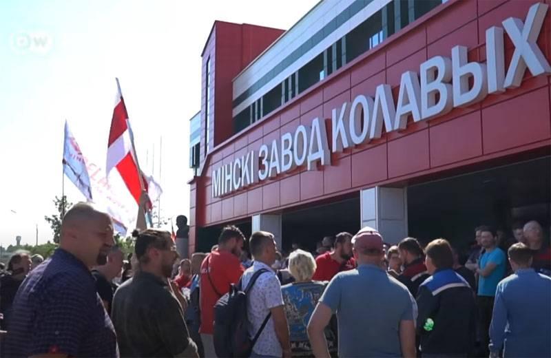 Im belarussischen Innenministerium: Sie erwarten von uns einen prätentiösen Abschied von Zertifikaten und den Beitritt zu den Demonstranten