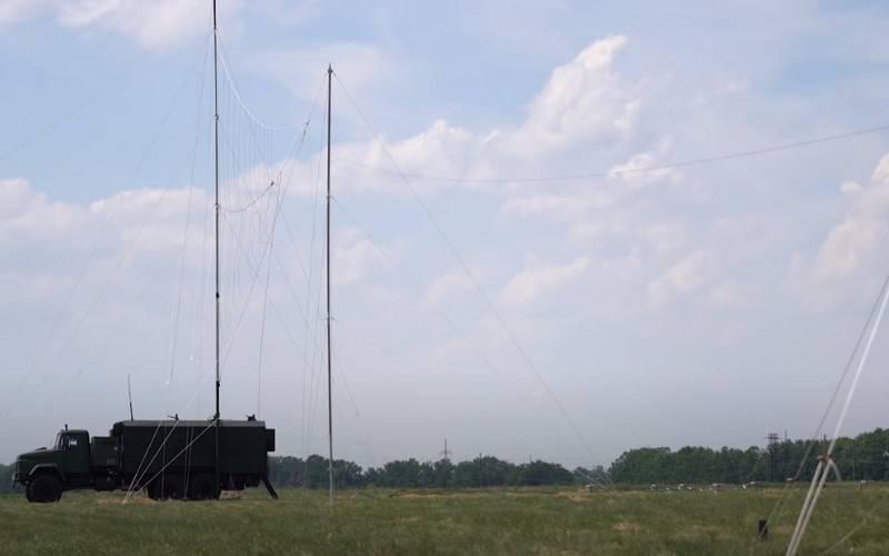 Les forces armées ukrainiennes ont reçu un lot des dernières stations d'interférence radio nationales